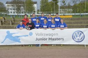 VW Junior Masters_MSG Bad Vilbel-SSV Heilsberg_Team