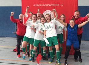 Foto C-Juniorinnen Futsal 3