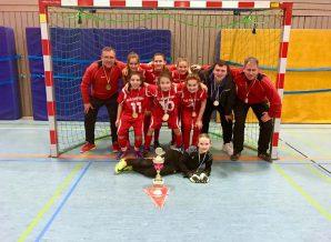 Foto D-Juniorinnen Futsal 1